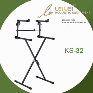 Heavy-Duty Single X Keyboard Stand-Ks-32 pictures & photos