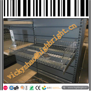 Stainless Steel Supermarket Folding Promotion Dsipaly Table pictures & photos