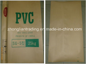 PVC Resin Polyvinyl Chloride Resin Sg3/Sg5/Sg8 pictures & photos