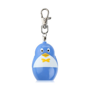 Penguin Shaped Personal Attack Alarm Keychain for Personal Security pictures & photos