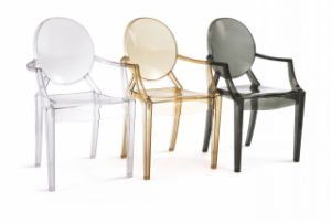 Elegant Transparent PC Chair pictures & photos