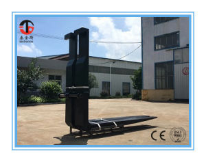 42CrMo 4A 75*150*2220mm Forged Fork for Forklift pictures & photos