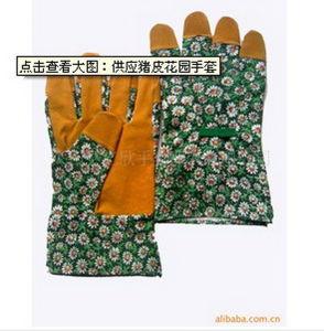 Garden Glove-Flower Fabric Glove-Safety Glove-Cheap Glove-Labor Glove-Work Glove pictures & photos