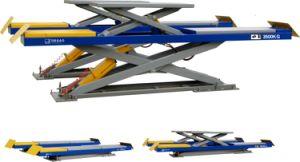 Scissor Car Lift for Wheel Alignment Js5d pictures & photos