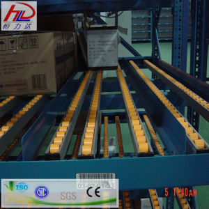 Good Quality OEM Cold Rolled Steel Gravity Flow Pallet Rack pictures & photos
