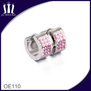Latest Clip on Artificial Pearl Earrings pictures & photos