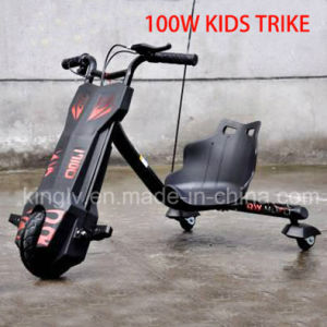 Mini 100W Drift Trike Children Electric Tricycle (CK-03) pictures & photos