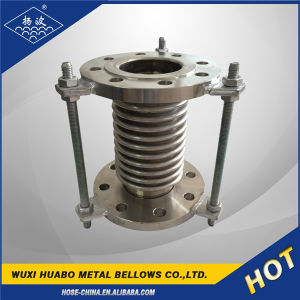 Stainless Steel Flexible Expansion Joint W/Flange End pictures & photos
