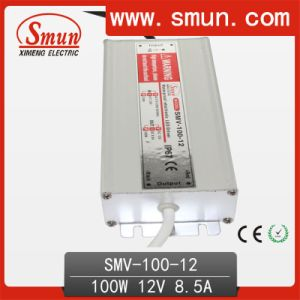 100W LED Power Supply LED Driver Waterproof 12V IP67 CE RoHS 2 Years Warranty pictures & photos