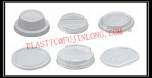 Full Automatic Plastic Cup Cover Making Machine pictures & photos