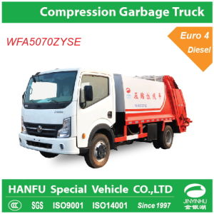 Compression Garbage Truck - 4X2