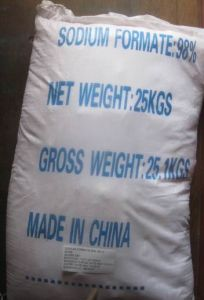 by-Product Sodium Formate/Synthetic Sodium Formate 95% 97% 98% pictures & photos