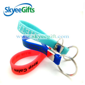 Fashion High Quality Soft PVC Keychain pictures & photos