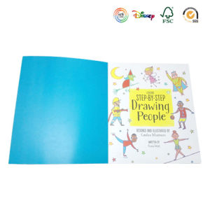 Soft Cover Drawing Book for Kids