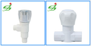 UPVC PVC Pipe Fittings Stop Valve pictures & photos