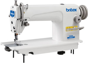 High-Speed Lockstitch Industrial Sewing Machine Wd-8700 B pictures & photos
