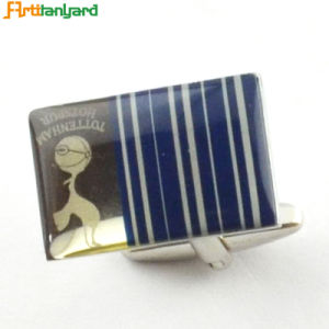 Customer Fashion Cufflinks Plating Gold pictures & photos