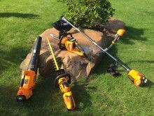 Cordless Brush Cutter 58V Battery Powered Brush Cutter pictures & photos