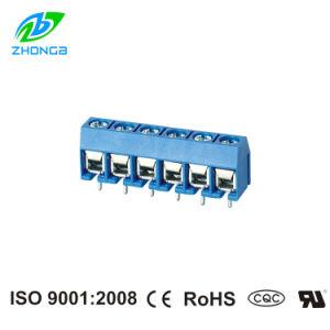 PCB Screw Terminal Blocks (ZB-306V) Pitch 5.0mm