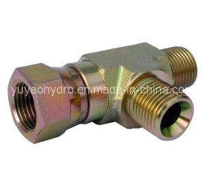 Hydraulik Adapter Bsp Rohrgewinde 60° Konuss Adapters pictures & photos