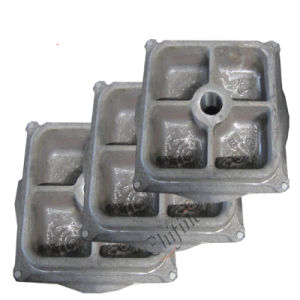 Die Casting Locomotive Part with Aluminum pictures & photos