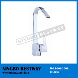 Brass Pull out Kitchen Faucet (BW-1106) pictures & photos