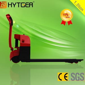 Top Quality Hytger Patent Mini Electric Pallet Truck Ept20-15et pictures & photos