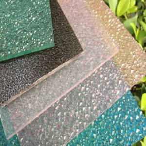 6mm Diamonds Embossed Hardboard Sheet pictures & photos