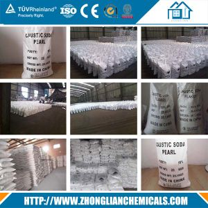 CAS No. 1310-73-2 99% Naoh Caustic Soda Sodium Hydroxide Price pictures & photos