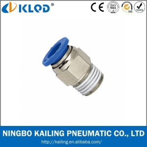 Pneumatic Fitting for Air PC1/8-U10 pictures & photos