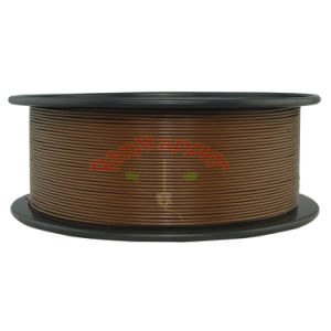 Well Coiling ABS 1.75mm Chocolate 3D Printing Filament pictures & photos