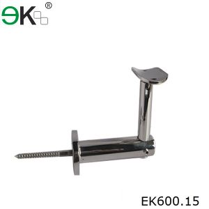 Stainless Steel Outdoor Handrail Bracket for Wood pictures & photos