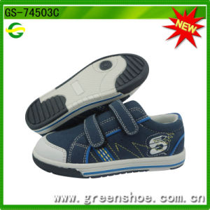 New Hot Selling Kids Canvas Shoes (GS-74503) pictures & photos