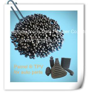 Pacrel TPV Rubber Granule for Automotive Injection Molding Parts pictures & photos