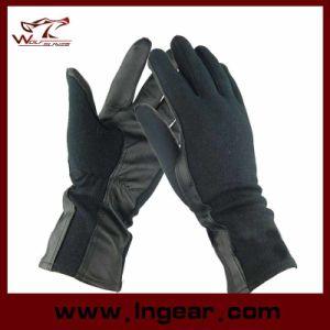 Usmc Marine Military Assualt Tactical Flight Gloves Full Finger Gloves pictures & photos