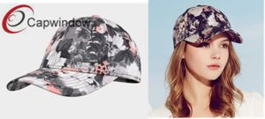 Ink Printed Unique Fashion Leisure Sport Baseball Cap pictures & photos
