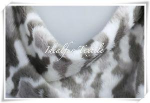 Jacquard Artificial Faux Fur pictures & photos