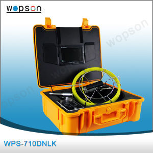 Waterproof Built-in 512 Hz Transmitter Camera Sewer Pipe Inspection Camera pictures & photos