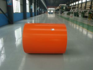 Prepainted Galvanized Steel Coil or Color Coated Coil pictures & photos
