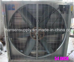 1.1kw-380V 54inch China Exhaust Ventilation Fan pictures & photos