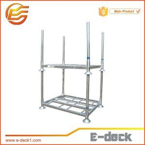 Warehouse Galvanized Heavy Duty Metal Pallet Converter