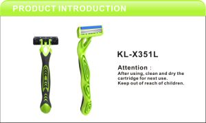 Disaposable Blade Shaving Razor for Men pictures & photos