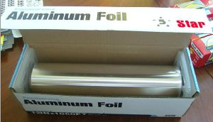 Aluminium/Aluminum Foil for Food in FDA Standard pictures & photos