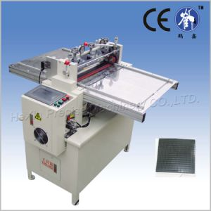 Horizontal Vertical Cut Big Size Silicon Small Piece Cutting Machine pictures & photos