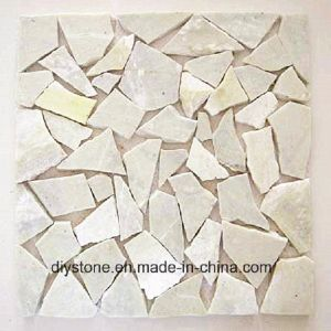 Nanjing Factory Green Outdoor Pebble Granite Tile 12*12 Tile pictures & photos