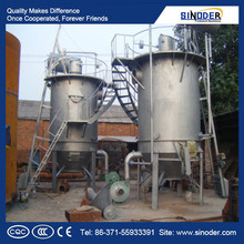 Low Consumption Small Coal Gasifier with Ce Certification pictures & photos