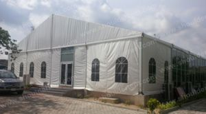 Soundproof Nigeria Church Tent Made by Shoulder Tent pictures & photos