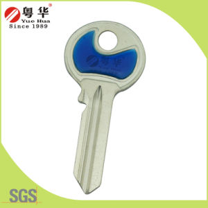 Hot Sale High Quality Custom Blank Door Key with Nickel Plated pictures & photos