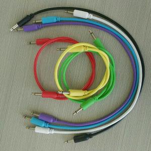 """1/8"""" 3.5mm Mini Jack Mono Cables pictures & photos"""