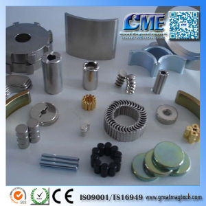 Powerful Industrial Sintered Earth Aimant NdFeB Neodymium Disc/Ring/Block/Round/Arc/Wedge/Rectangle/Rod/Cylinder Magnet pictures & photos